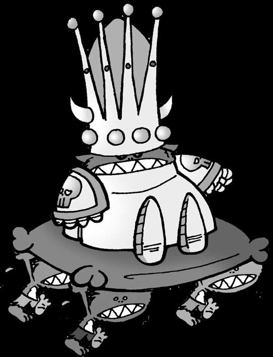 Roi Torg (grande gloire au Roi Torg !)